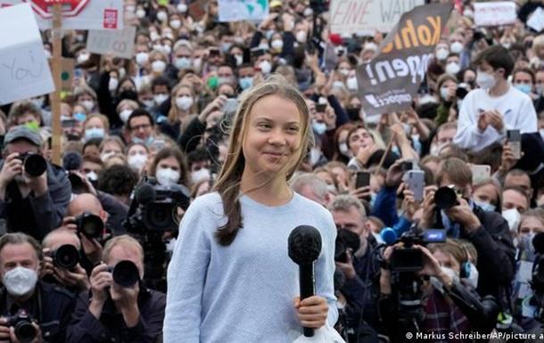 Fridays for Future: у Німеччині пройшов національний кліматичний страйк