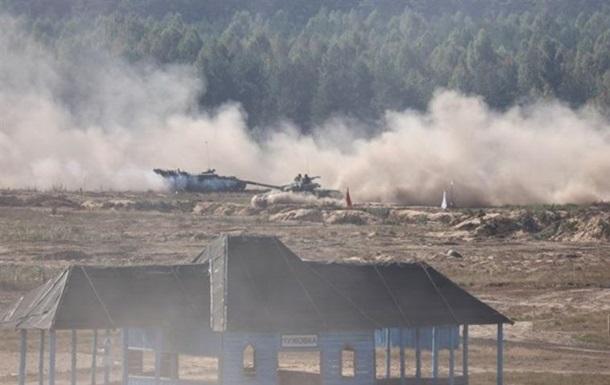 ЗСУ не бачить відведення російських військ з Білорусі