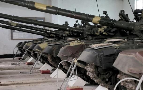 ВСУ на 50% модернизировали танки