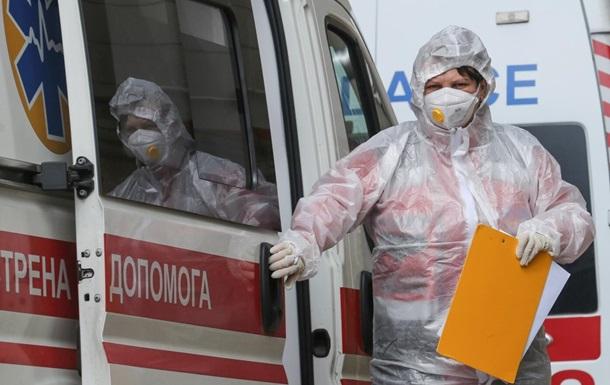 COVID: Україна на другому місці за смертями в Європі