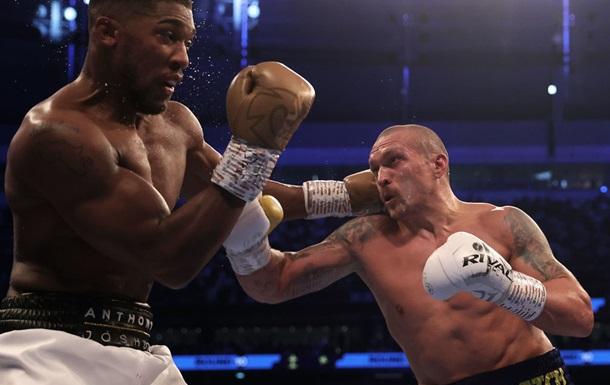 Усик выбил из Эй Джея дерьмо: Реакция мира бокса на победу украинца