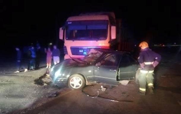 В ДТП на Херсонщине погибли два человека
