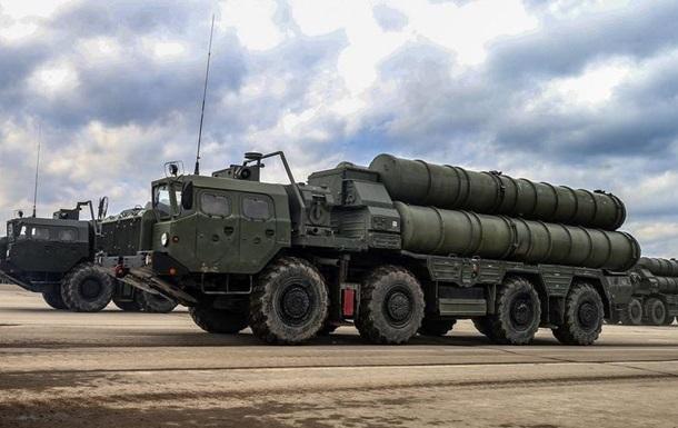 Туреччина має намір закупити у Росії другу партію ЗРК С-400