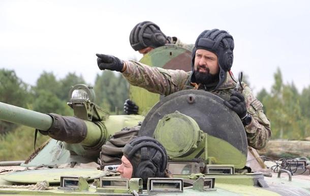 Военные Словакии участвуют в учениях в Украине