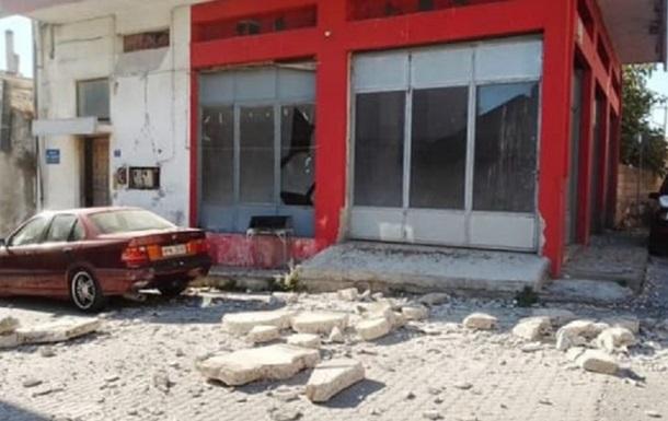 З явилися перші відео землетрусу на Криті