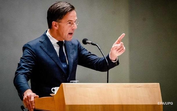 ЗМІ дізналися про ймовірність замаху на прем`єра Нідерландів