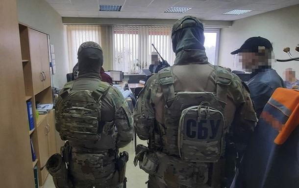 У Дніпрі розробляли енергетичну інфраструктуру для Криму - СБУ