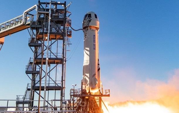 Blue Origin назвала дату нового туристического полета в космос