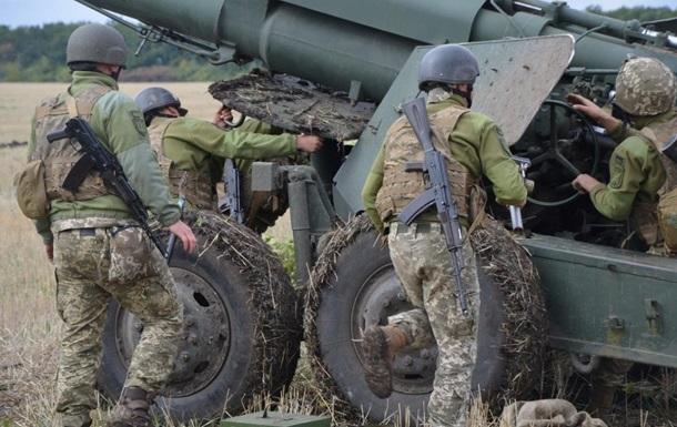 На Донбассе 10 обстрелов, ранен один боец ВСУ