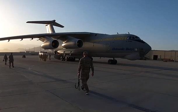 Таліби погрожували відібрати український літак - ЗМІ