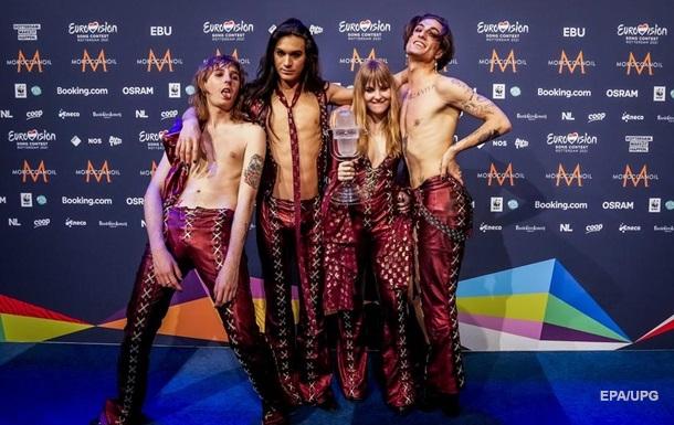Победитель Евровидения-2021 приедет в Украину