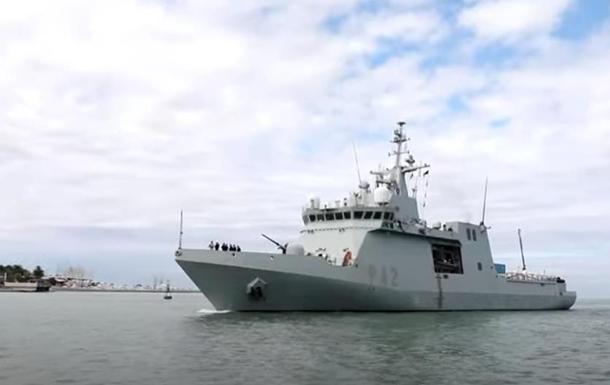 У води Грузії увійшли кораблі НАТО
