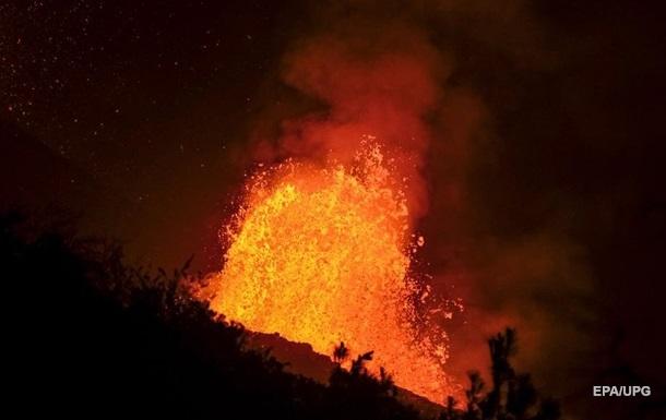 Остров Пальма объявили зоной стихийного бедствия