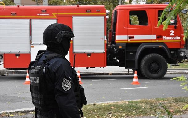 У Миколаєві пройшли антитерористичні навчання