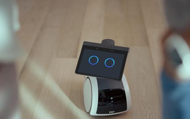 Amazon выпустила первого робота для дома Astro