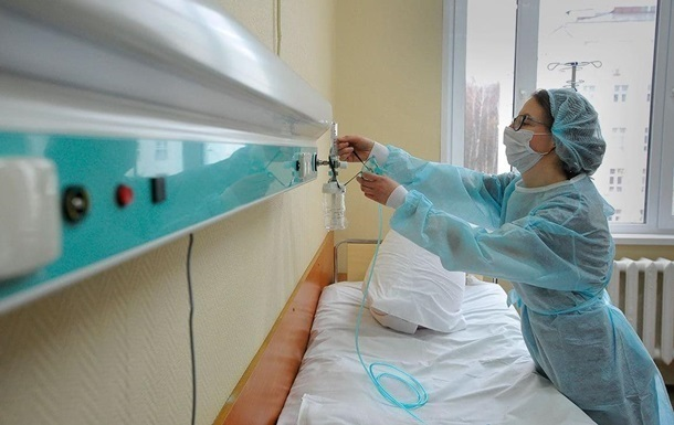 Кабмін виділив 600 млн на доплати медикам і кисень для лікарень