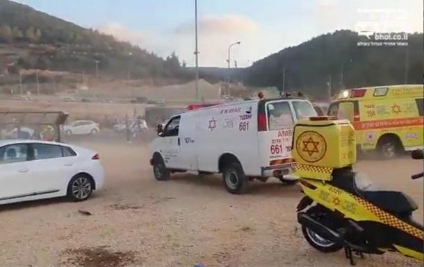 Масштабна ДТП в Ізраїлі: 40 постраждалих