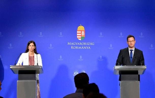 Угорщина має намір заважати вступу України в НАТО