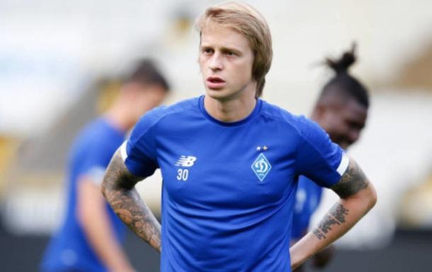 Шабанов і Андрієвський - у старті на матч проти Баварії