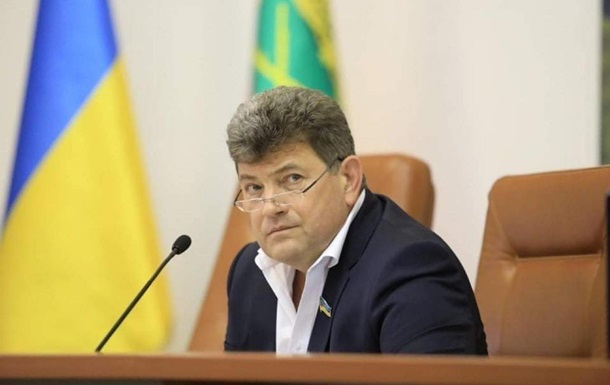 Мэра Запорожья отправили в отставку