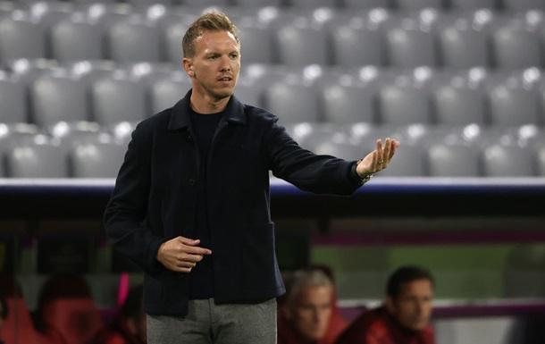 Нагельсманн: Після п ятого голу нам хотілося забити ще