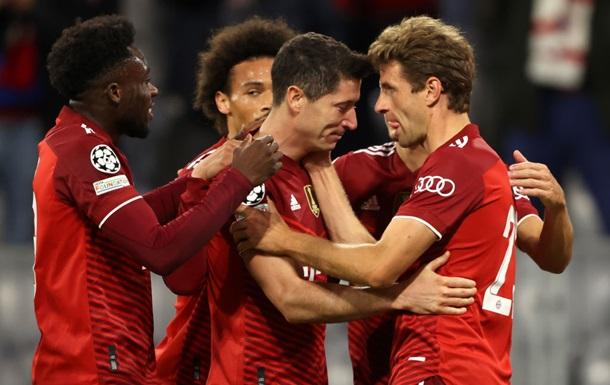 Баварія не залишила шансів Динамо
