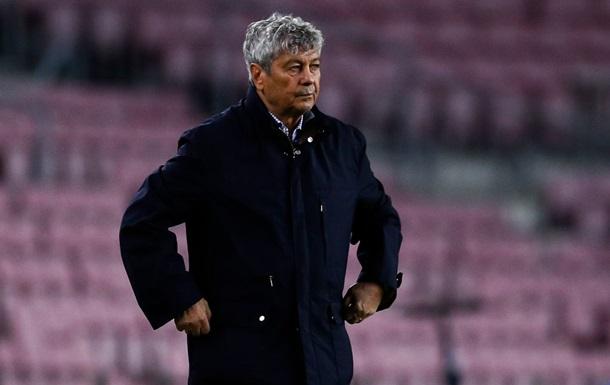 Луческу: Після пенальті ситуація змінилася на полі
