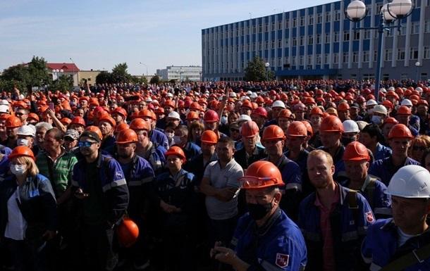 У Білорусі заявили про ліквідацію `екстремістської мережі` робітників