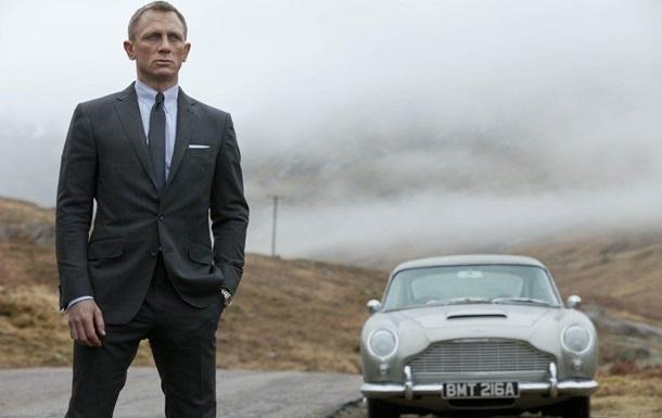 Від Aston Martin до BMW: легендарні автомобілі Джеймса Бонда