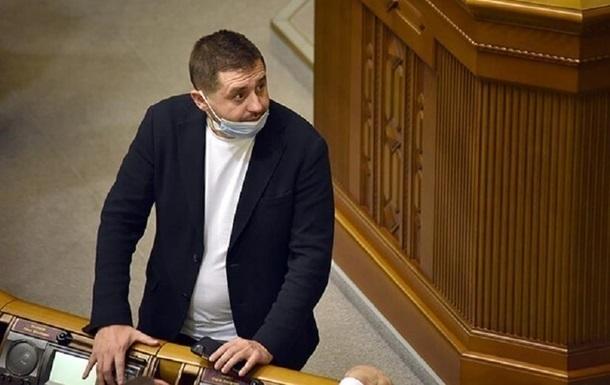 Арахамія подав другий запит на відставку Разумкова