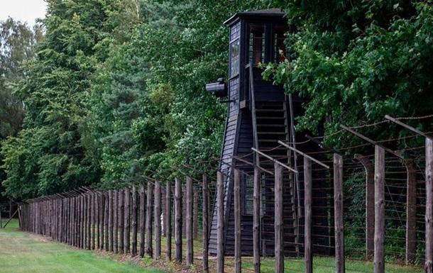Затримали колишню секретарку концтабору, яка втекла до суду