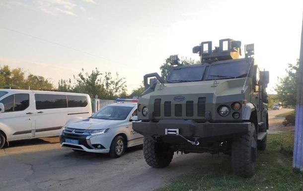 У Вінницькій області затримали ОЗУ наркоторговців