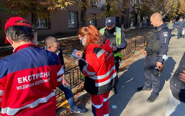 В Киеве к парковщикам приставят охрану для защиты от агрессивных водителей - «Украина»
