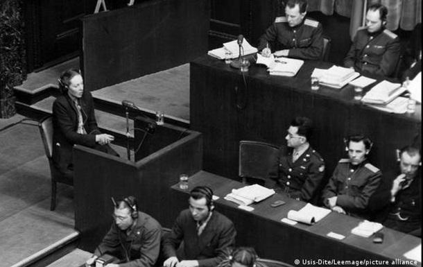 Стенфордський університет опублікував онлайн-архів Нюрнберзького процесу