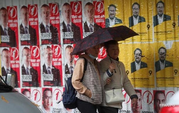В Грузии стартовали местные выборы