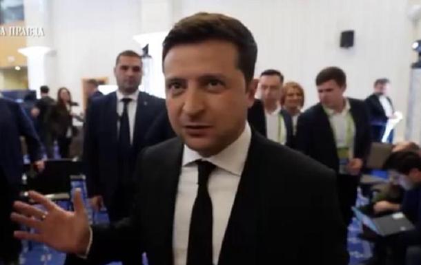 Зеленський дав оцінку своїй партії і собі