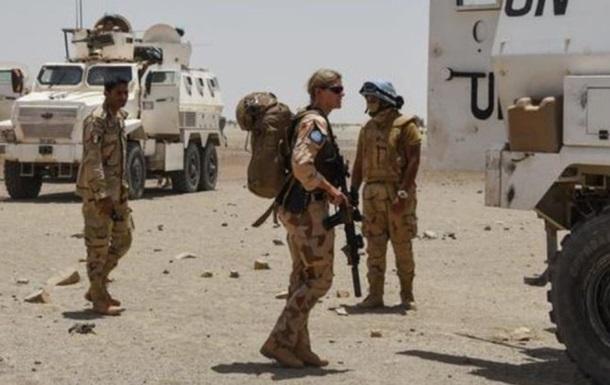 В Мали подорвались миротворцы ООН, один погиб