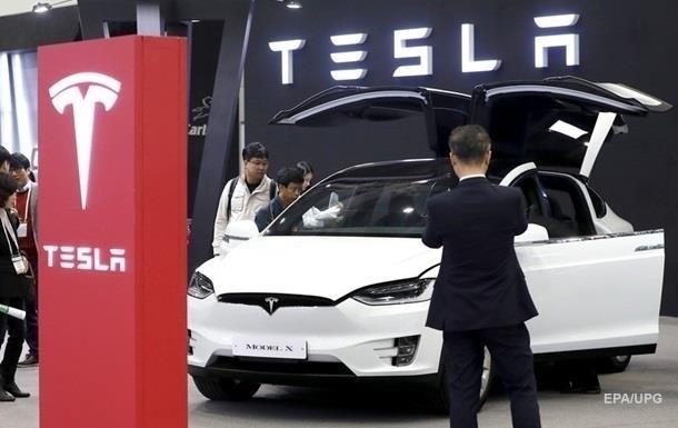 Tesla продала рекордные 620 тысяч электромобилей с начала года