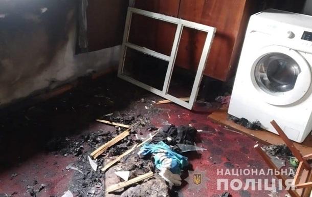 Житель Николаевской области облил бензином и поджег тещу