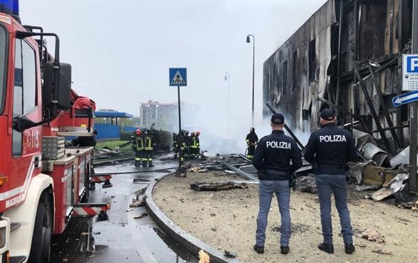 В Італії розбився літак, є загиблі