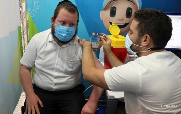 В Ізраїлі третя доза стала обов язковою для завершення COVID-вакцинації