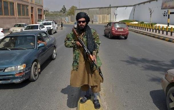 Таліби провели операцію проти осередку ІД, який здійснив теракт у Кабулі