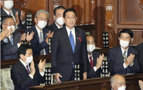 В Японії змінився уряд