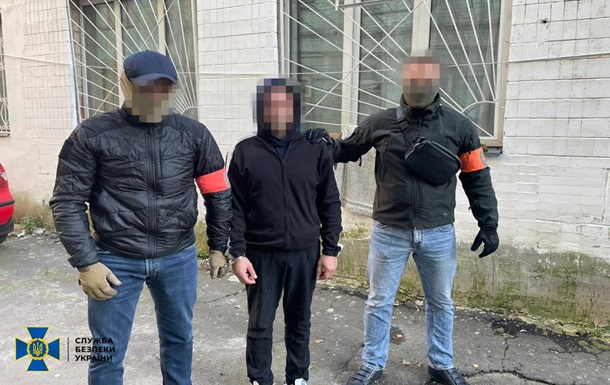 СБУ заявила про затримання в Києві розвідника  ДНР