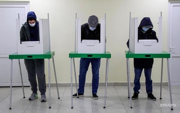 В Грузии объявили результаты выборов