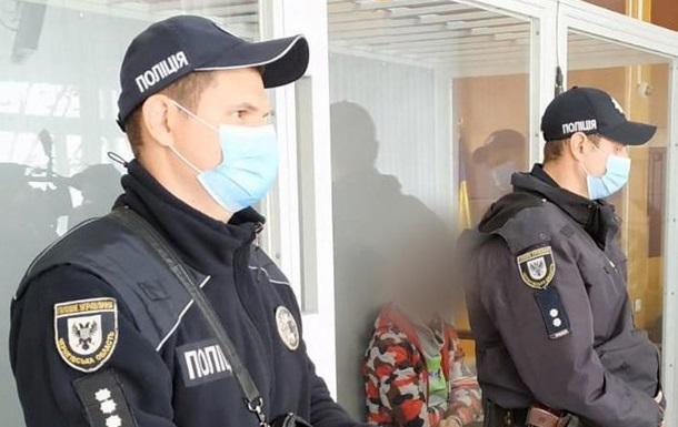 Избиение полицейских в Чернигове: арестован первый подозреваемый