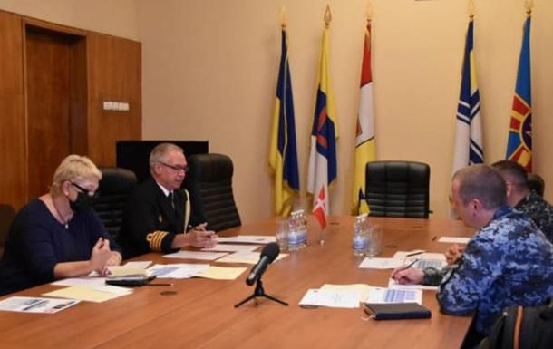 Україна і Данія обговорили будівництво кораблів для ВМС