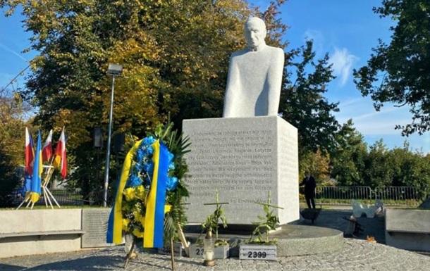 В Польше открыли памятник священнику УГКЦ