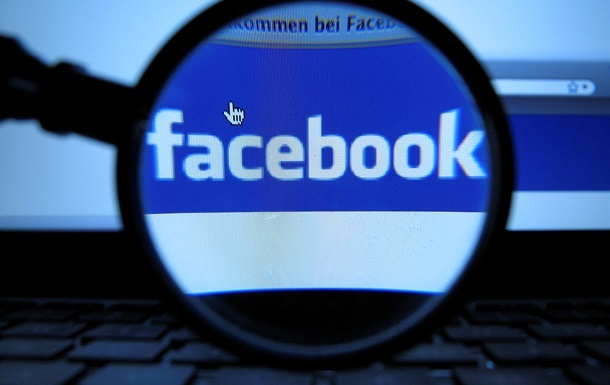 ЗМІ пишуть про витік даних користувачів Facebook