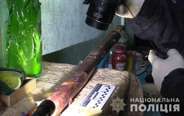 У Києві чоловік палицею забив до смерті співмешканку